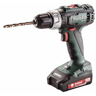 METABO 18 Volt Δραπανοκατσάβιδο μπαταρίας 2 ταχυτήτων BS 18