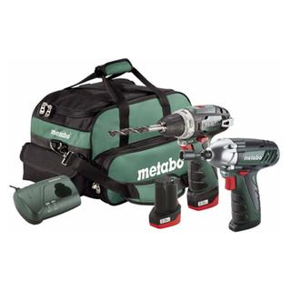 METABO Combo set 2.3  10,8V BS + SSD Δραπανοκατσάβιδο μπαταρίας