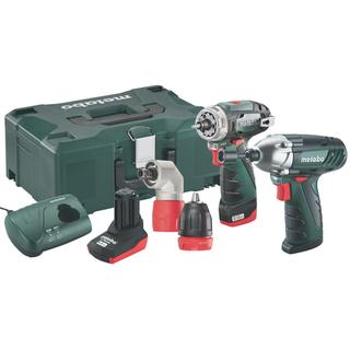 METABO 2.1 10,8V Quick Pro BS-Q+SSD Κινητό συνεργείο δραπανοκατσάβιδο μπαταρίας